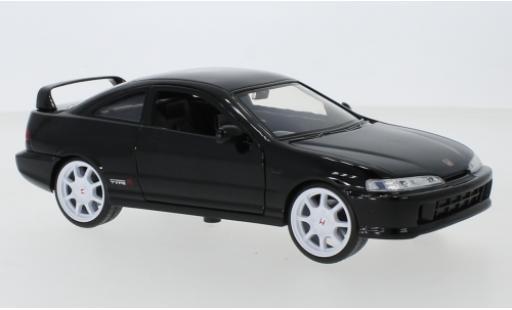 Honda Integra 1/24 Jada Toys Toys Toys Toys Type-R noire/carbon RHD 1995 Japan Spec miniature