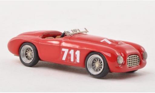 Ferrari 166 1/87 Jolly Model MM No.711 Mille Miglia 1950 miniature
