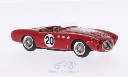 Ferrari 225 1952 1/43 Jolly Model RHD No.20 Villa Real 1952 F.De Mascharenhas diecast