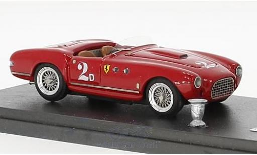 Ferrari 225 1952 1/43 Jolly Model S RHD No.2d 100 Meilen Pebble Beach P.Hill miniature