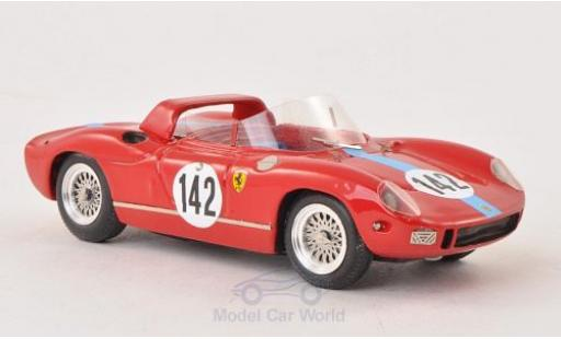 Ferrari 275 1/43 Jolly Model P No.142 Nürburgring 1964 miniatura