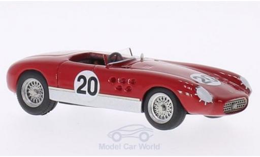 Ferrari 500 Mondial 1/43 Jolly Model RHD No.20 12h Casablanca 1953 A.Ascari/L.Villoresi diecast model cars