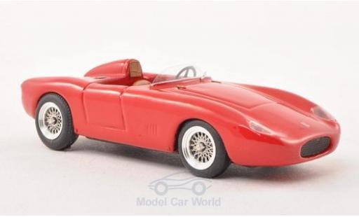 Fiat 1100 1/43 Jolly Model /103 rouge 1953 miniature