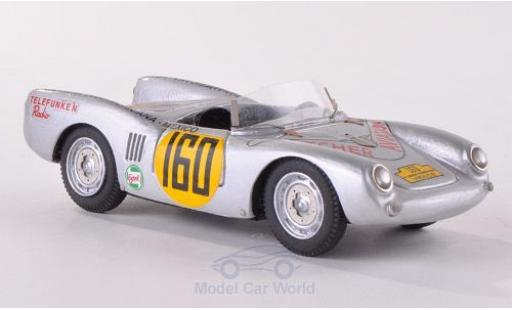 Porsche 550 1953 1/43 Jolly Model No.160 Carrera Panamericana Herrmann