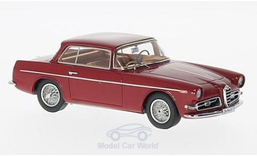 Alfa Romeo 1900 1/43 Kess CSS Coupe Lugano Ghia Aigle rouge 1957