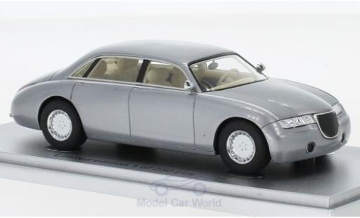 Aston Martin Lagonda 1/43 Kess Vignale métallisé grise 1993 miniature