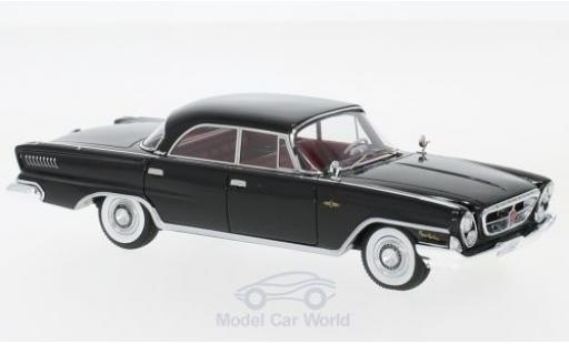 Chrysler New Yorker 1/43 Kess Sedan 4 Door noire 1962 miniature