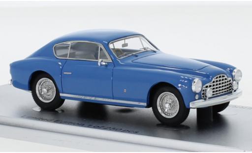 Ferrari 212 1/43 Kess Inter Ghia Coupe bleue RHD 1950 miniature