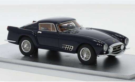 Ferrari 250 1/43 Kess Europa GT Berlinetta S2 TDF Speciale bleue 1955 sn0393GT miniature