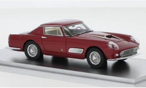 Ferrari 410 1/43 Kess Superamerica Series III Coupe by Pinin Farina metallise red 1958 diecast model cars
