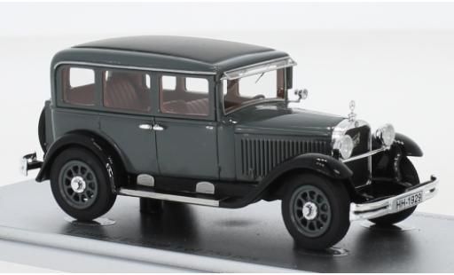 Mercedes 260 1/43 Kess Typ 10/50 Stuttgart (W11) grise/noire 1929 miniature