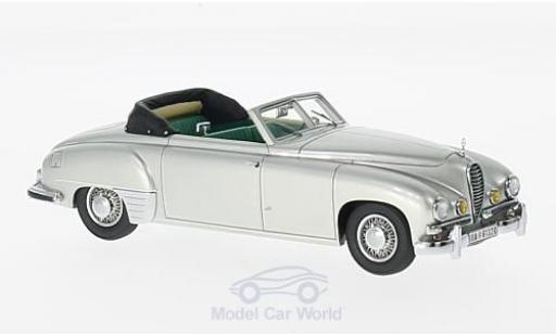 Mercedes 320 1/43 Kess (W142) by Wendler grise 1940 Cabriolet miniature