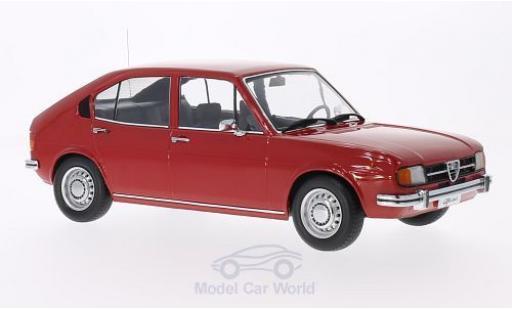Alfa Romeo Alfasud 1/18 KK Scale 1.3 red Türen und Hauben sind nicht zu öffnen diecast model cars