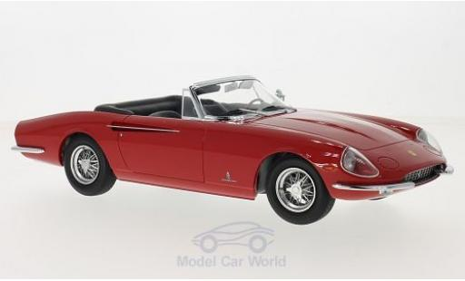 Ferrari 365 1/18 KK Scale California Spyder rouge 1966 miniature