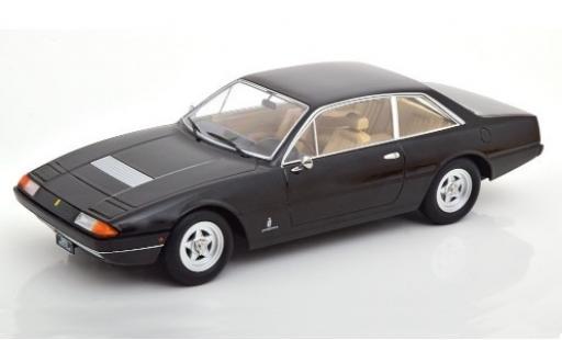 Ferrari 365 1/18 KK Scale GT4 2+2 black 1972 diecast model cars