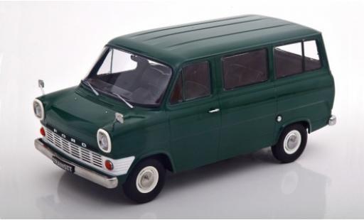 Ford Transit 1/18 KK Scale Mk1 Bus grün 1965 modellautos