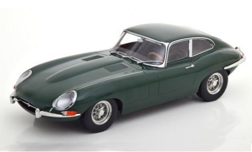Jaguar E-Type 1/18 KK Scale Series I metallise verte 1961 miniature