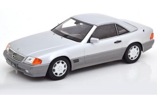 Mercedes 500 1/18 KK Scale SL (R129) grise 1993 miniature
