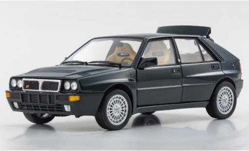 Lancia Delta 1/18 Kyosho HF Integrale verte miniature