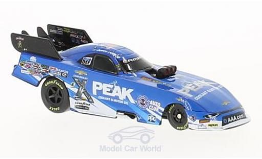 Chevrolet Camaro 1/64 Lionel Racing John Force Racing Peak NHRA 2017 Funny Car J.Force miniature