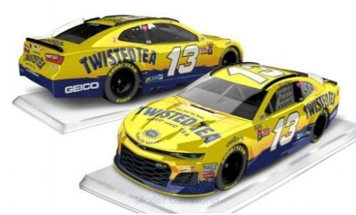 Chevrolet Camaro 1/64 Lionel Racing No.13 GermainRacing Twisted Tea Nascar 2018 T.Dillon miniature