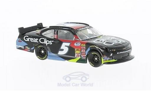 Chevrolet Camaro RS 1/64 Lionel Racing No.5 JR Motorsports Great Clips Nascar 2013 B.Sweet miniature