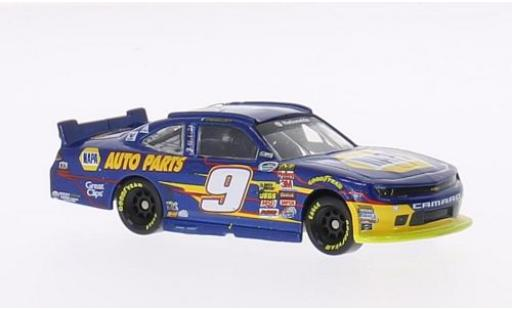 Chevrolet Camaro 1/64 Lionel Racing No.9 JR Motorsports NAPA Nascar 2014 Nascar Nationwide Series C.Elliott miniature