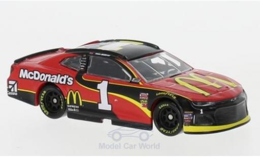 Chevrolet Camaro 1/64 Lionel Racing ZL1 No.1 Chip Ganassi Racing McDonalds Nascar 2018 J.McMurray miniature