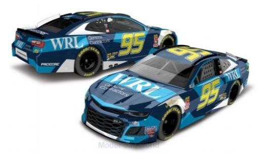 Chevrolet Camaro 1/64 Lionel Racing ZL1 No.95 Leavine Family Racing WRL Nascar 2018 K.Kahne miniature