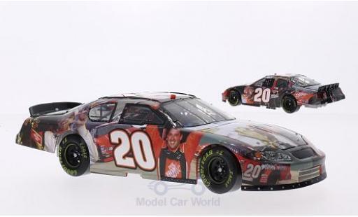 Chevrolet Monte Carlo 1/24 Lionel Racing No.20 Nascar 2005 Milestones 2x Nascar Champion T.Stewart miniature