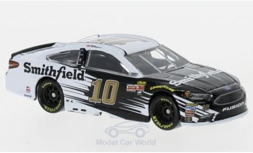 Ford Fusion 1/64 Lionel Racing No.10 Stewart-Haas Racing Smithfield Nascar 2018 A.Almirola