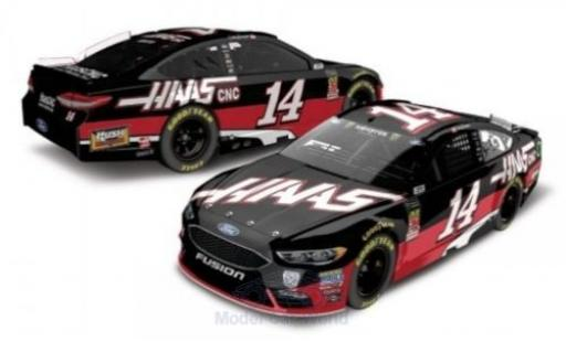Ford Fusion 1/64 Lionel Racing No.14 Stewart-Haas Racing Haas CNC Nascar 2018 C.Bowyer miniature
