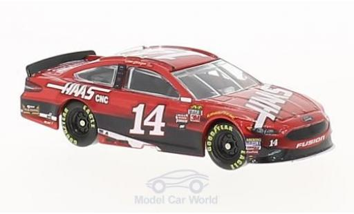 Ford Fusion 1/64 Lionel Racing No.14 Stewart-Haas Racing Nascar 2017 C.Bowyer miniature
