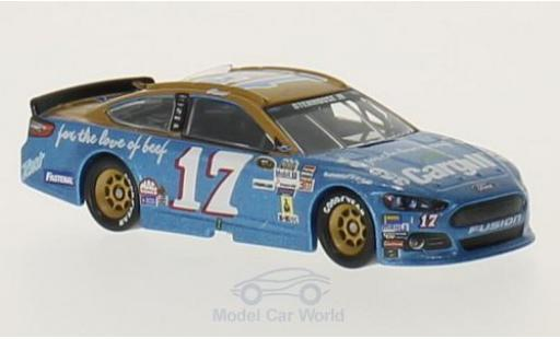 Ford Fusion 1/64 Lionel Racing No.17 Roush Fenway Racing Cargill Nascar 2015 R.Stenhouse Jr. miniature