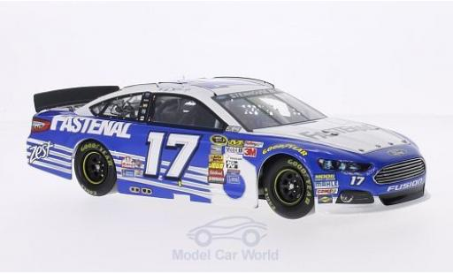 Ford Fusion 1/24 Lionel Racing No.17 Roush Fenway Racing Fastenal Nascar 2015 R.Stenhouse Jr. miniature