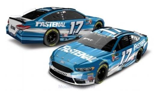 Ford Fusion 1/64 Lionel Racing No.17 Roush Fenway Racing Fastenal Nascar 2018 R.Stenhouse Jr. miniature