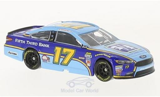 Ford Fusion 1/64 Lionel Racing No.17 Roush Fenway Racing Fifth Third Bank Nascar 2017 R.Stenhouse Jr. ohne Vitrine miniature