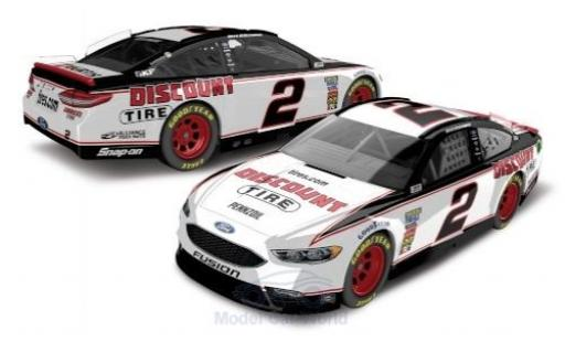 Ford Fusion 1/64 Lionel Racing No.2 Team Penske Discount Tire Nascar 2018 B.Keselowski miniature