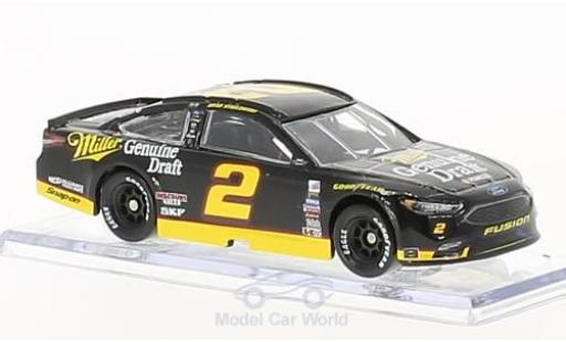 Ford Fusion 1/64 Lionel Racing No.2 Team Penske MGD Darlington Nascar 2017 B.Keselowski miniature