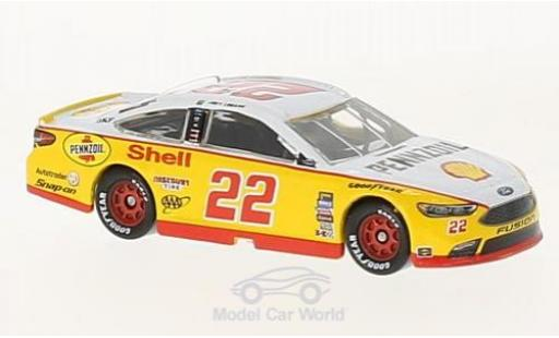 Ford Fusion 1/64 Lionel Racing No.22 Team Penske S Darlington Nascar 2017 J.Logano ohne Vitrine miniature