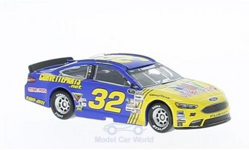 Ford Fusion 1/64 Lionel Racing No.32 Go Fas Racing Otter Pops Nascar Darlington 2016 J.Earnhardt ohne Vitrine miniature