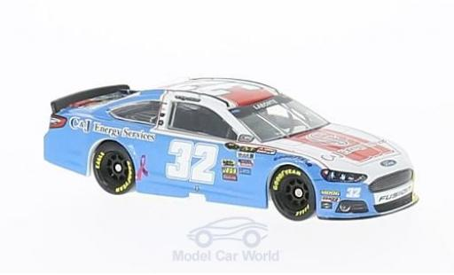 Ford Fusion 1/64 Lionel Racing No.32 Go Green Racing C&J Energy Services Nascar 2014 T.Labonte miniature