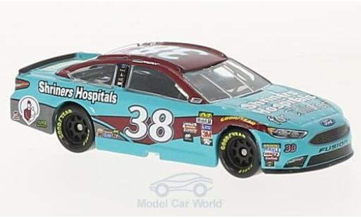 Ford Fusion 1/64 Lionel Racing No.38 Front Row Motorsports Shriners Hospitals For Children Nascar 2017 D.Ragan ohne Vitrine miniature