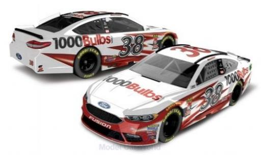 Ford Fusion 1/64 Lionel Racing No.38 FrontRow Motorsports 1000Bulbs Nascar 2018 D.Ragan