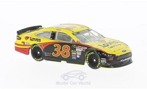 Ford Fusion 1/64 Lionel Racing No.38 Loves Travel Stops Nascar 2013 D.Gilliland miniature