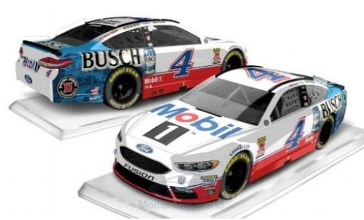 Ford Fusion 1/64 Lionel Racing No.4 Stewart-Haas Racing Mobil 1 Nascar 2018 K.Harvick miniature