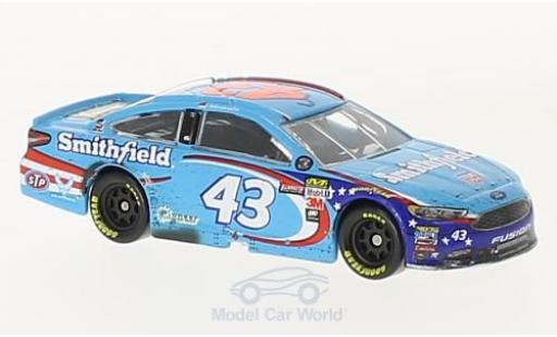 Ford Fusion 1/64 Lionel Racing No.43 Richard Petty Motorsports Smithfield 1st Start Nascar 2017 B.Wallace ohne Vitrine miniature