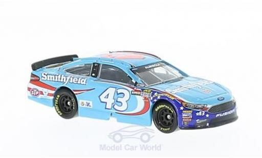 Ford Fusion 1/64 Lionel Racing No.43 Richard Petty Motorsports Smithfield Nascar 2017 A.Almirola ohne Vitrine miniature