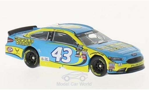 Ford Fusion 1/64 Lionel Racing No.43 Waffle House Nascar 2016 A.Almirola miniature