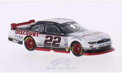 Ford Mustang 1/64 Lionel Racing No.22 Team Penske Discount Tire Nascar 2016 B.Keselowski diecast model cars